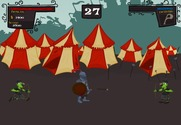 Battle-game-with-a-knight-and-zombies