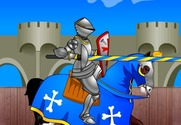 Medieval-jousting-cluiche
